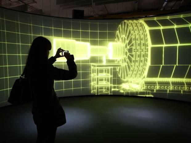 collider science museum