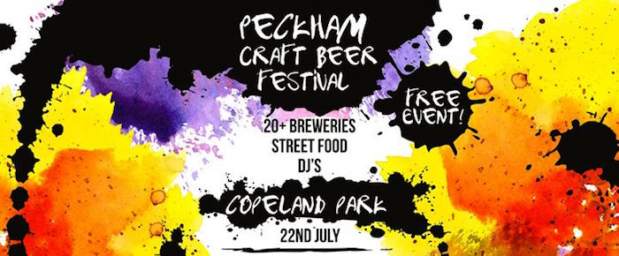 peckham craft beer festival