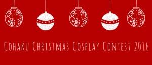 Cohaku Christmas Cosplay Contest