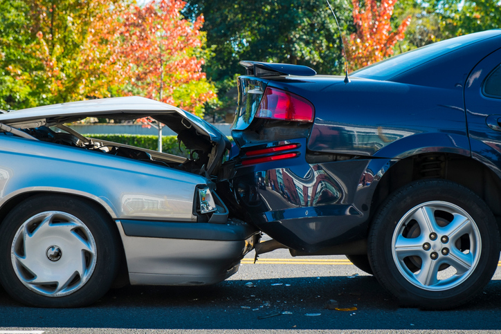 Car Accident Scene Personal Injury Lawyer