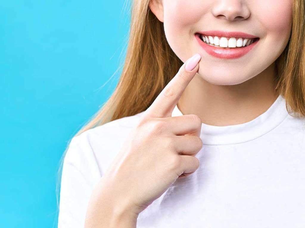Plan de tratamiento dental de blanqueamiento