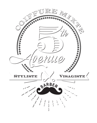 barbershop salon de coiffure 5th avenue