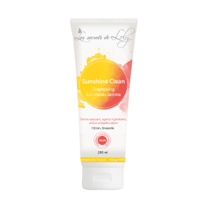 shampoing sunshine clean