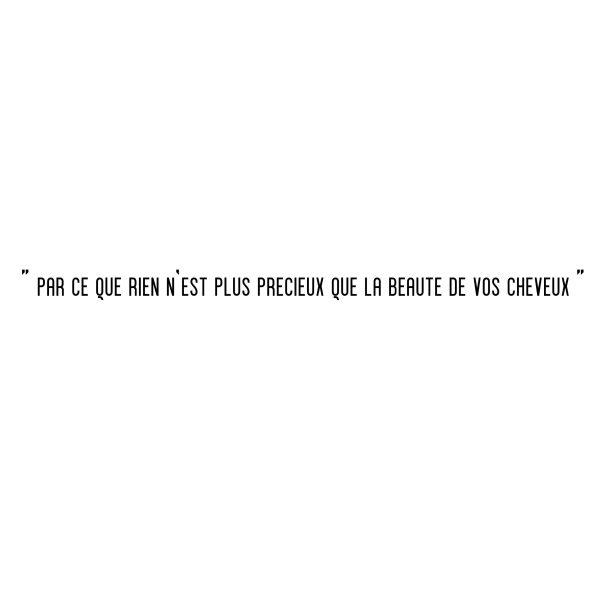 Slogan La Beauté