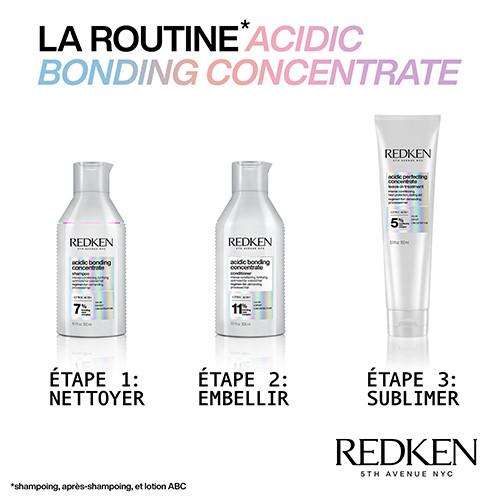 Gamme Acidic Bonding Concentrate Redken