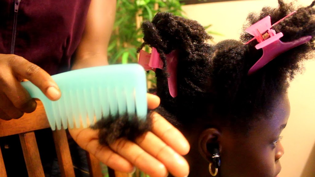 Video How To Detangle Your Child S Natural Hair Tears