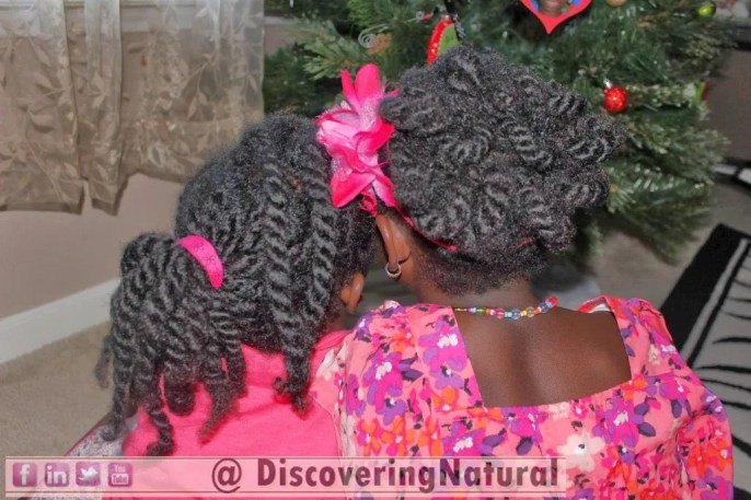 4 Natural Hair Tips for AfroMoms with Multiple Afrokids