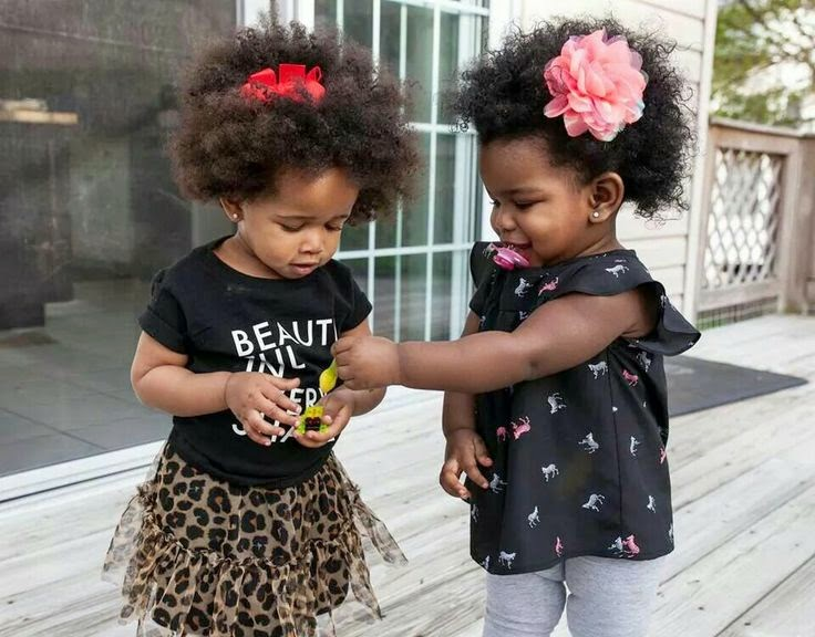 16 Ways To Accesorize Your Afrokids Natural Hair This