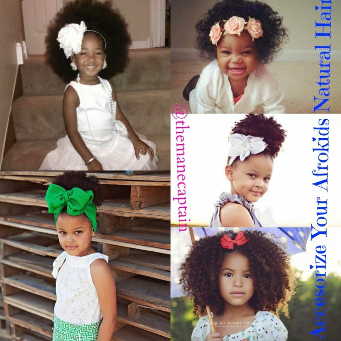 16 Ways to Accesorize Your Afrokids Natural Hair This Summer