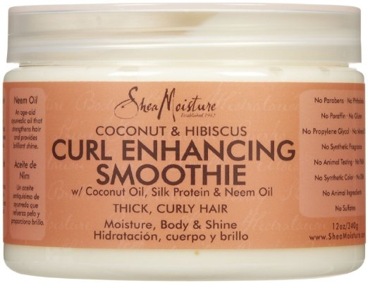 shea moisture styling products for 4c hair
