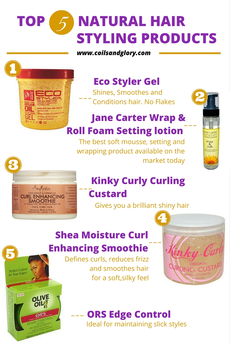 styling products for natural hair top 5 hair styling products coils amp 1140 | TOP 5 NATURAL HAIR STYLING PRODUCTS V4