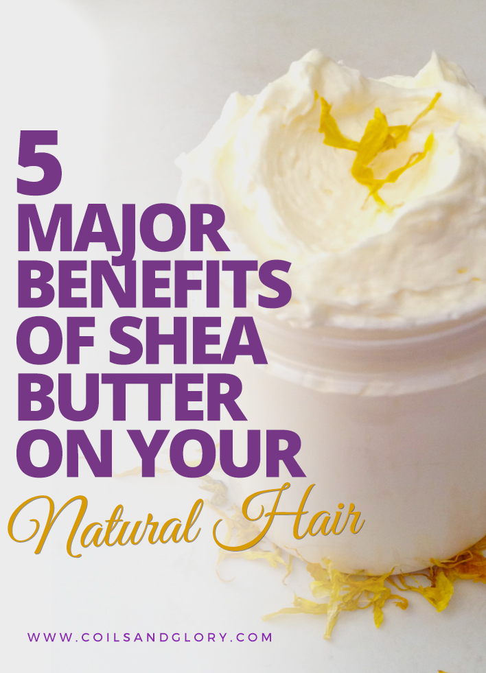 Shea Butter Products For Natural Hair