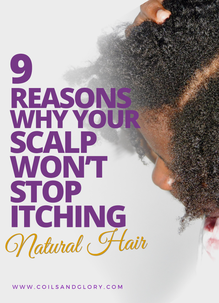 9 Reasons Why Your Scalp Won't Stop Itching
