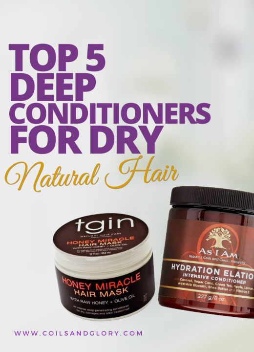 Good Deep Conditioning Treatments For Natural Hair