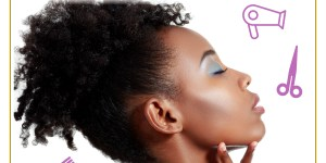 stop shedding natural hair