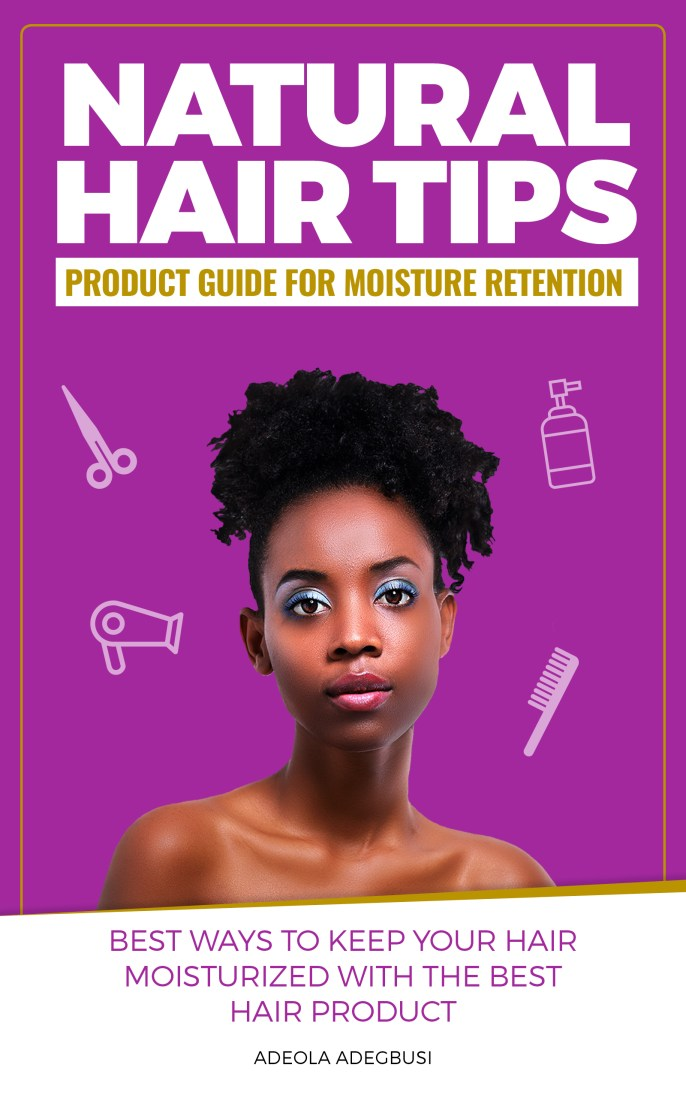 How to Use Products for Dry Natural Hair EBook