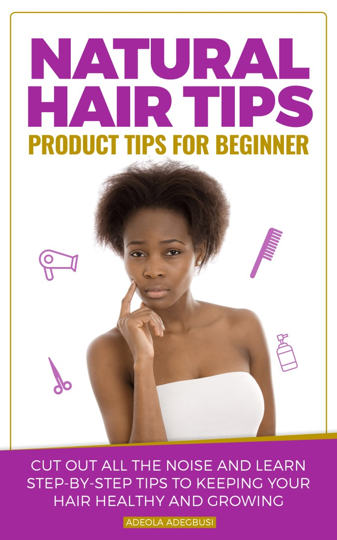 Beginner's Guide to Using Natural Hair Products