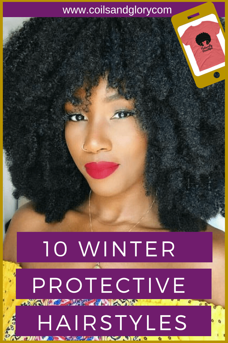 protective styles for natural hair for winter 10 winter protective styles for 4c hair coils 3873 | 2 1