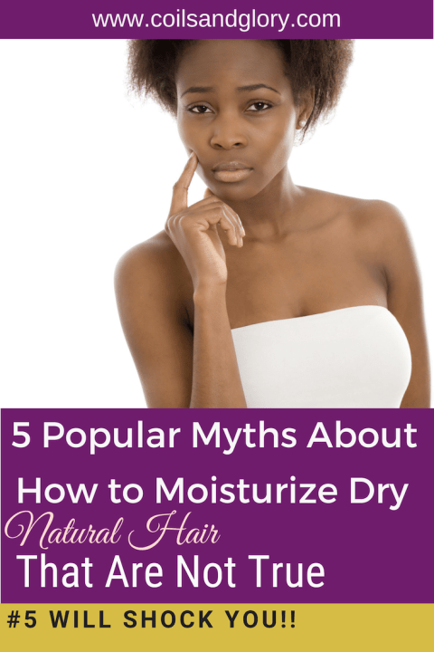 natural hair myth