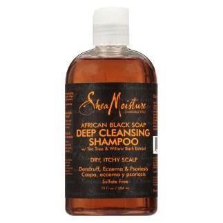 danruff shampoo for natural hair