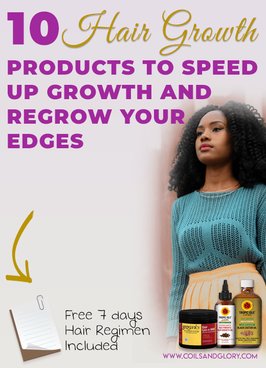 natural hair growth product