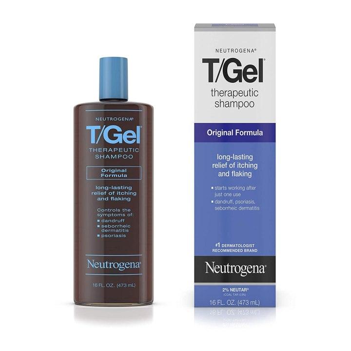 anti-dandruff shampoos for Black hair