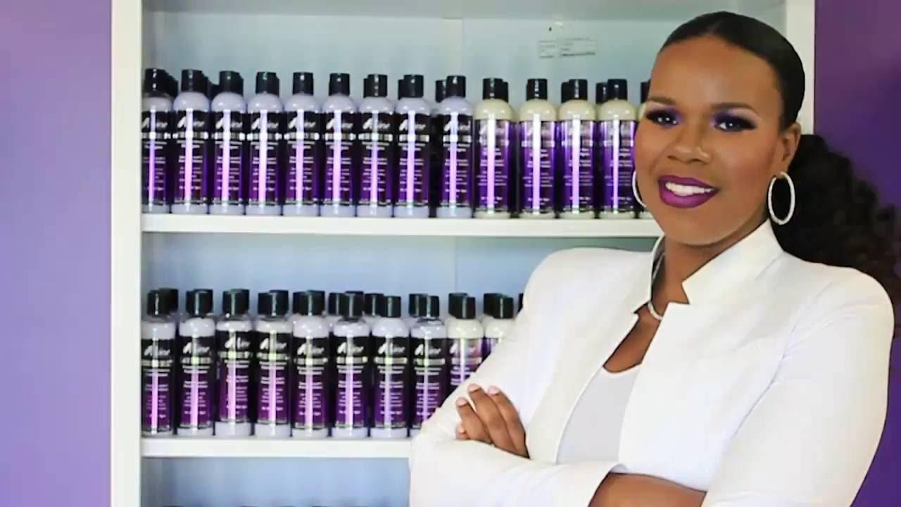 black owned natural hair businesses