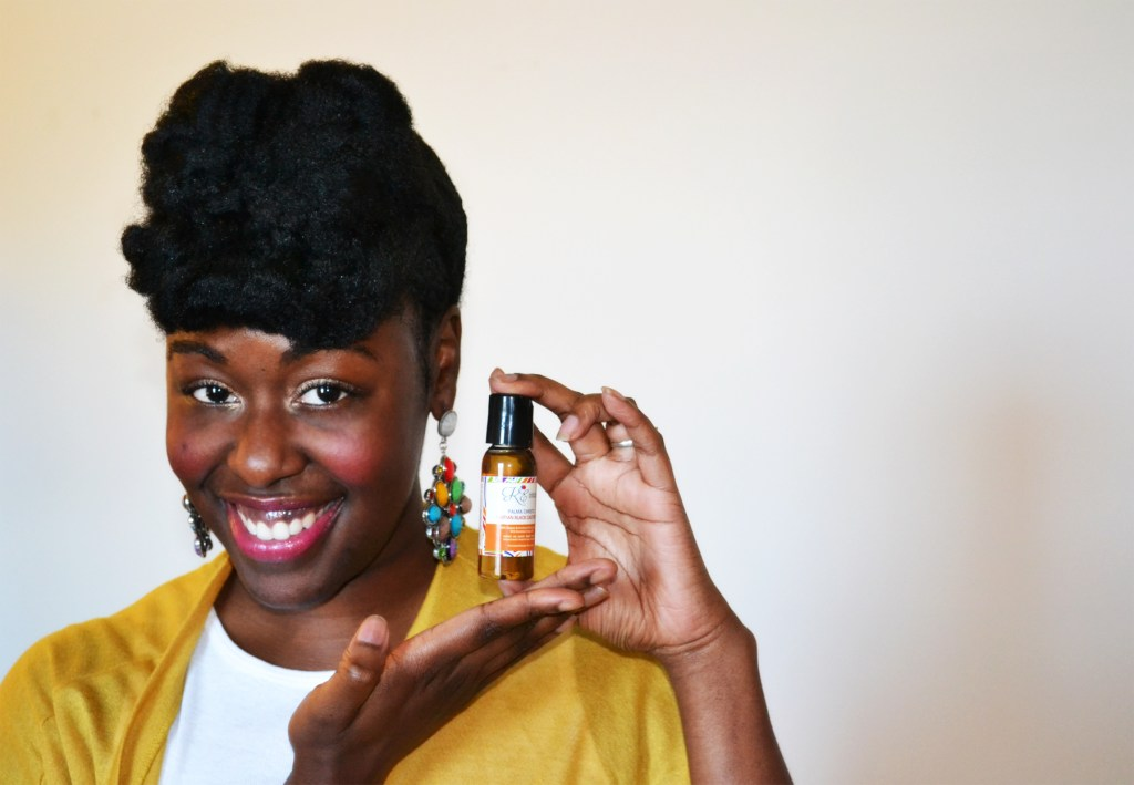 black owned natural hair products brand small business saturday