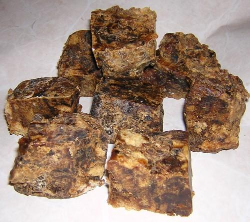 black soap for dandruff