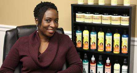 black owned natural hair products