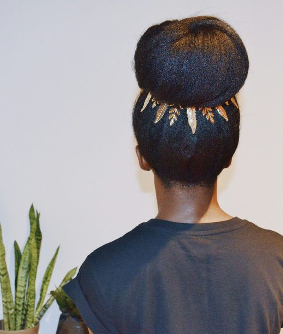 natural hair winter protective styles
