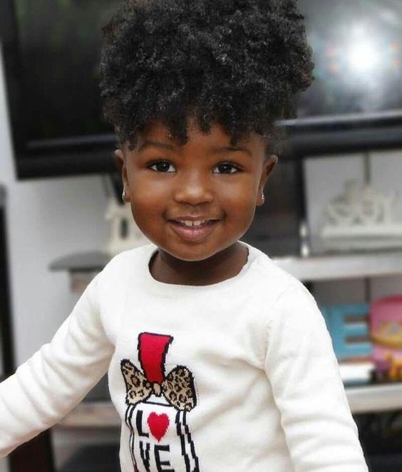 black toddlers hairstyles