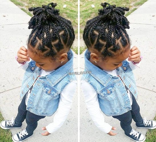 african american toddlers natural hairstyles