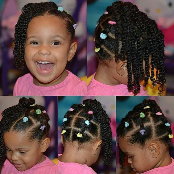 protective natural hairstyles for black toddlers