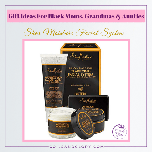 natural hair gifts for black moms