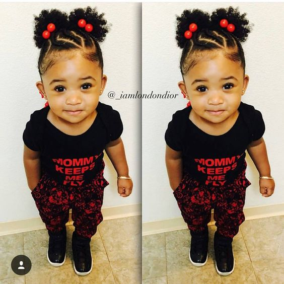 easy black toddlers hairstyles