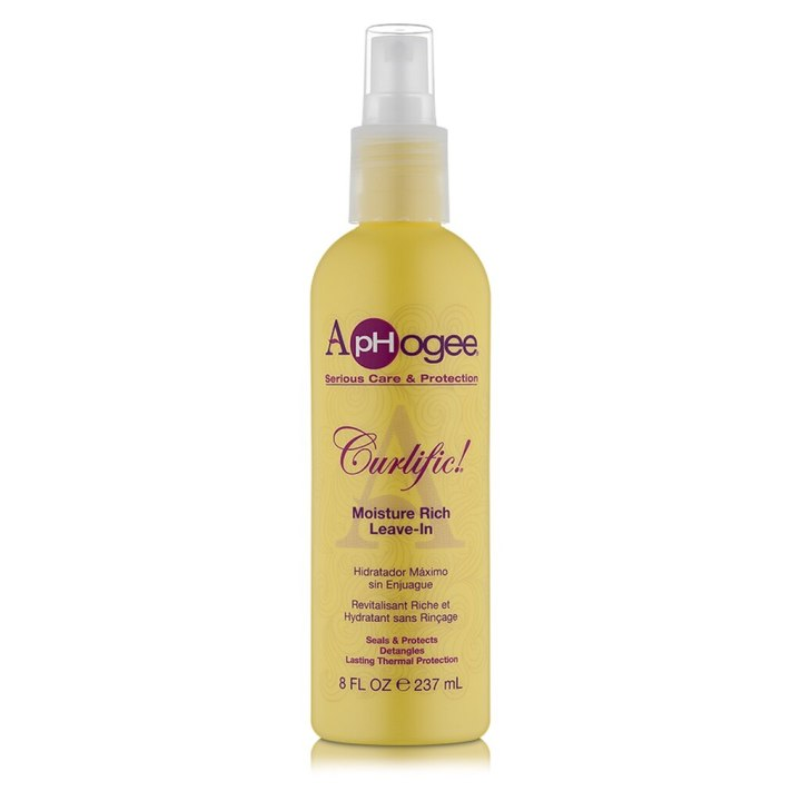 curly.girl method products with protein