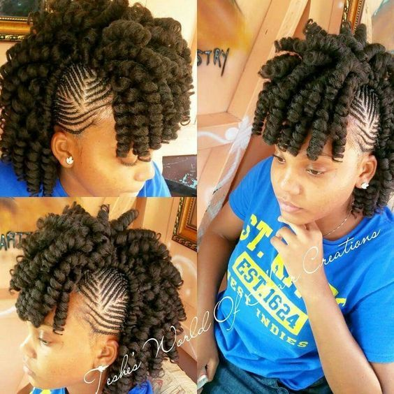 Crochet Braid Hairstyles