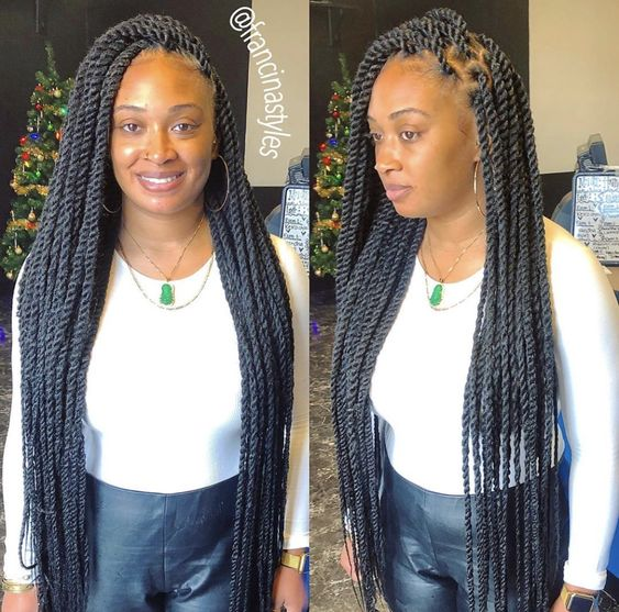 are marley twists a good protective style