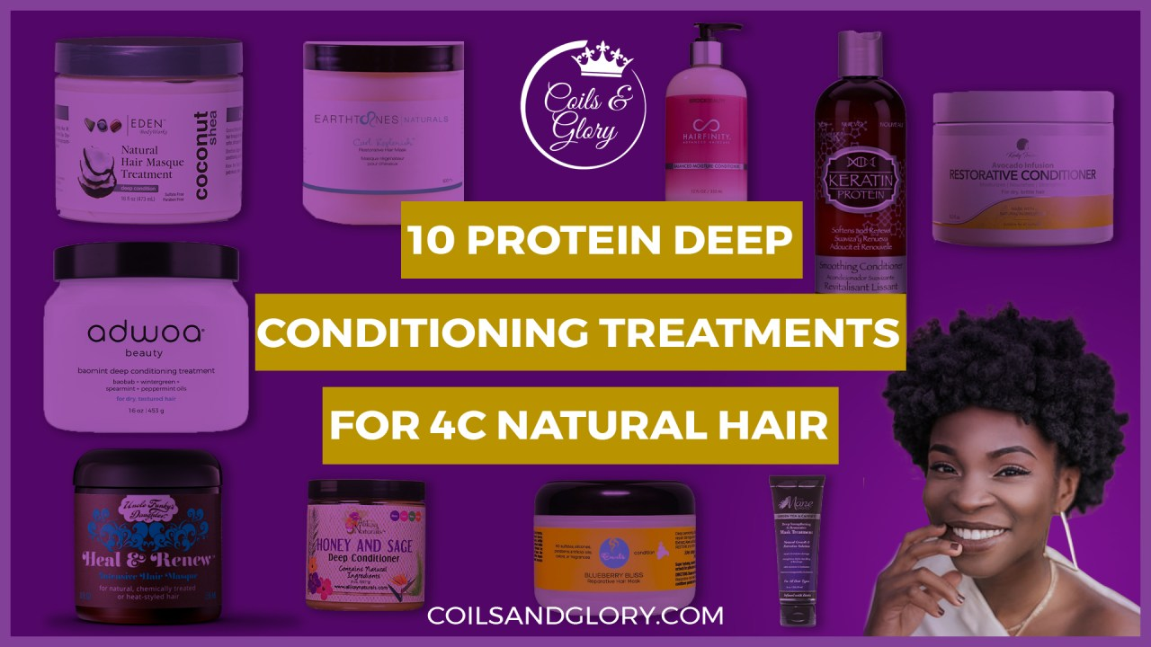 protein treatments for 4c hair