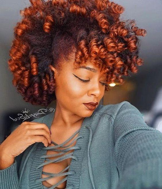 perm rod set on medium natural hair