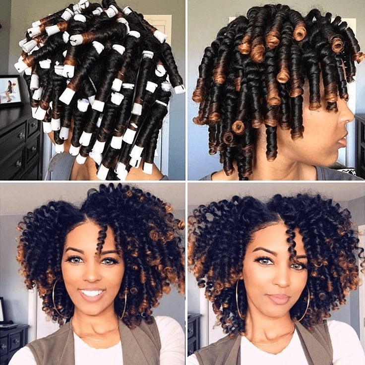 perm rods for spiral perm