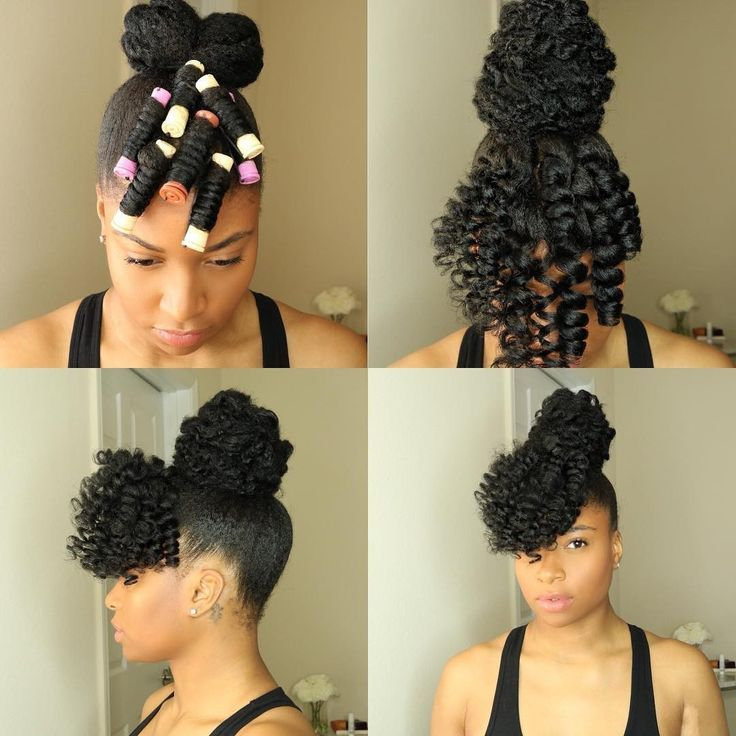 perm rods for 4c natural hair