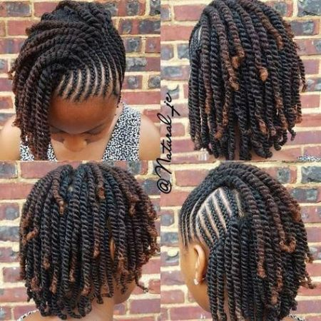 little black girl natural hairstyles with short hair