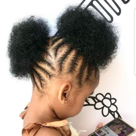 little black girls hairstyles for school
