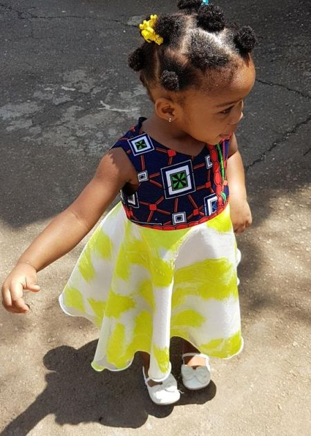 hairstyles for 1 year old black baby girl with short hair