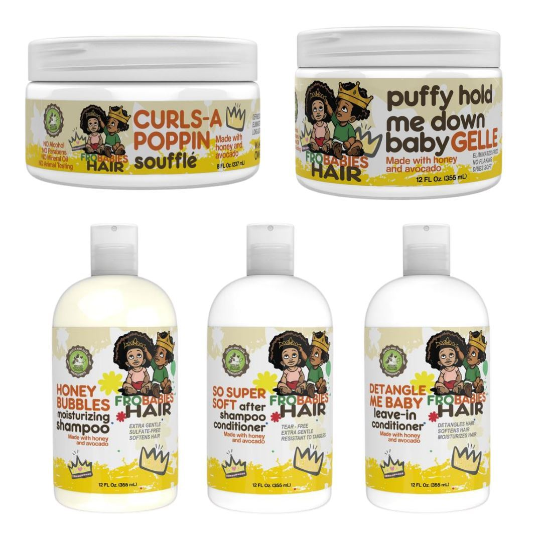 20 Natural Hair Products Brands for Black Kids, Babies and Mixed ...