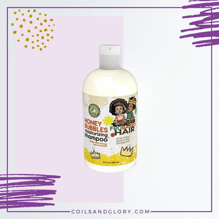 Frobabies Hair Honey Bubbles Moisturizing Shampoo For babies