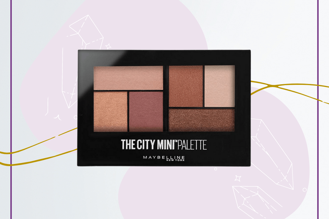 Maybelline, the City Mini Palette,