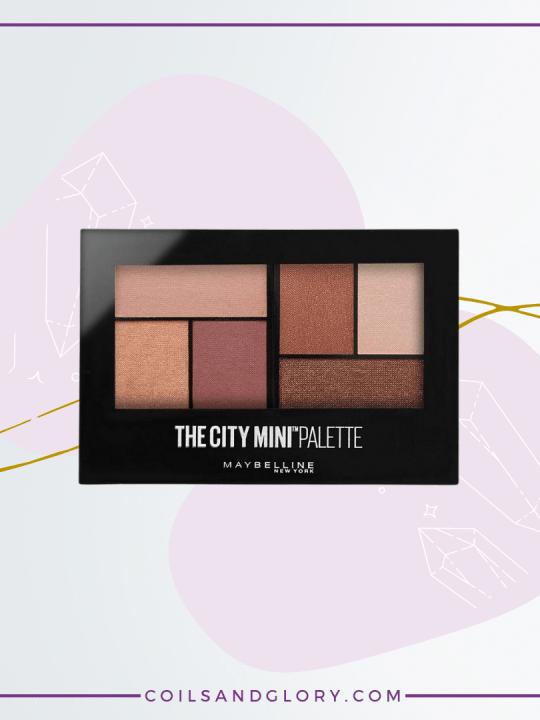 Maybelline, the City Mini Palette,